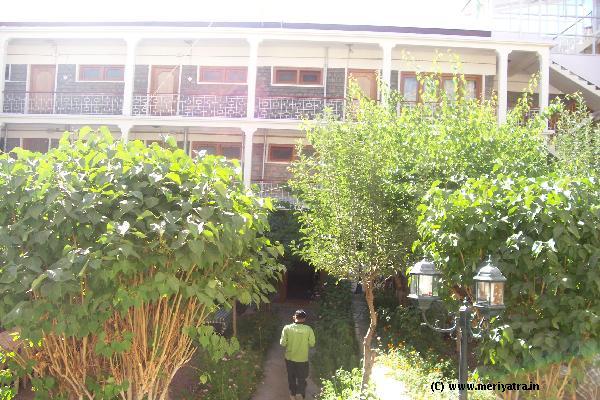 Hotel Ga-Ldan Continantal hotels