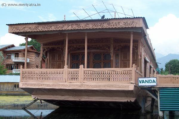 Vanda House Boats hotels
