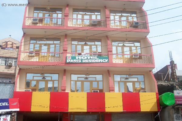 Hotel Paris Residency hotels