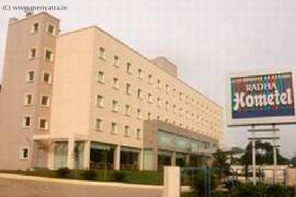 Radha Hometel hotels