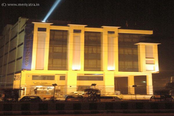 Hotel P.R Residency hotels