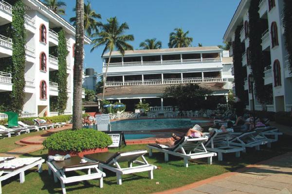 Resort Marinha Dourada hotels