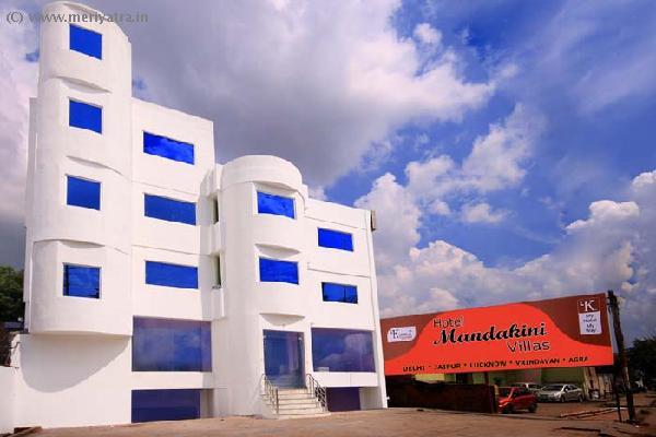 Hotel Mandakini Villas hotels