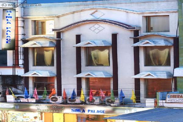 Hotel Shimla Palace hotels
