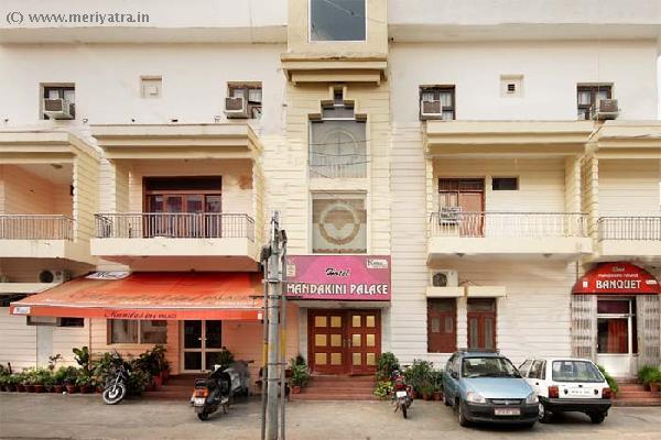Hotel Mandakini Palace hotels