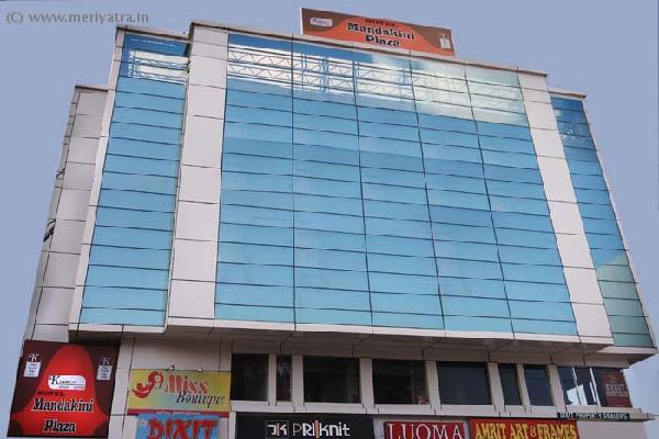 Hotel Mandakini Plaza hotels