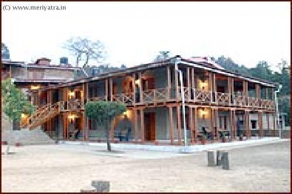 Chevron Eco Lodge hotels