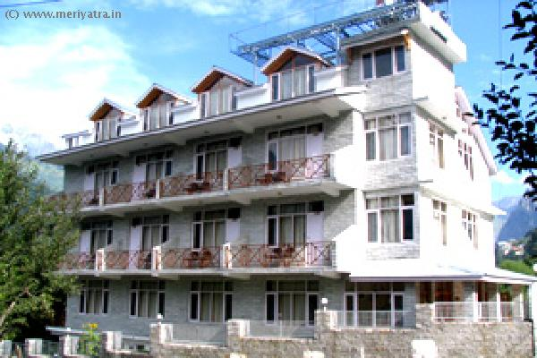 Hotel Manali Continental hotels
