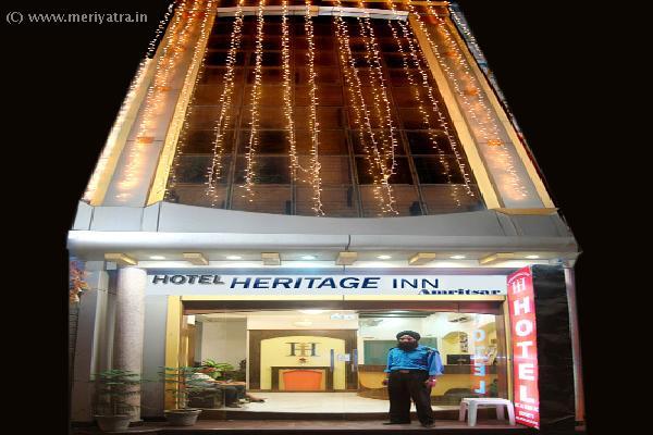 Hotel Heritage Inn hotels