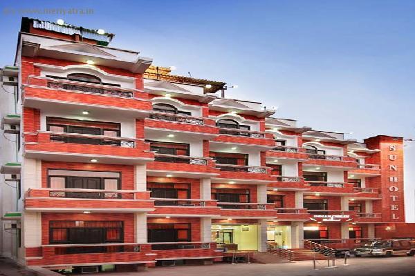 Sun Hotel Haridwar hotels