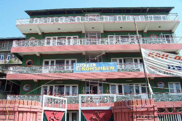 Hotel New Kosheen hotels