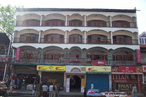 Kashmir International Hotel & Restaurant hotels