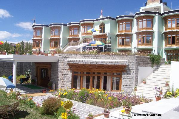 Hotel Namgyal Palace hotels